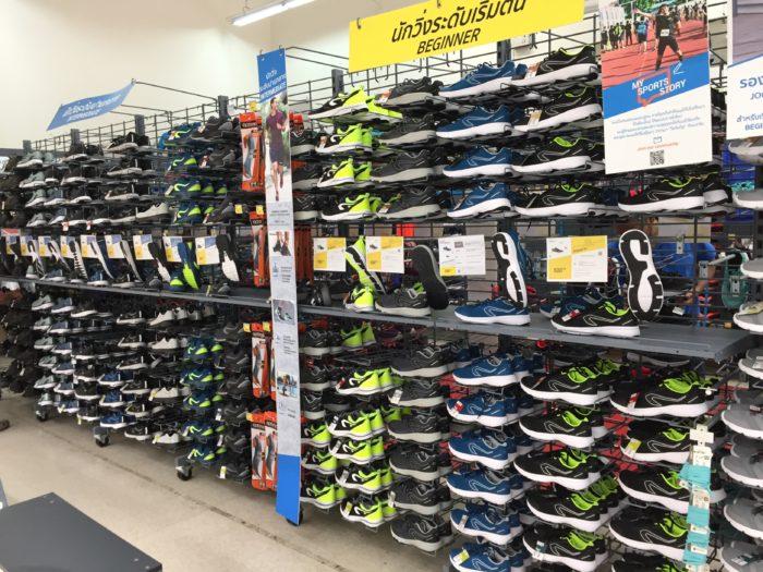 decathlon 靴