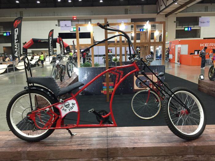 ヤンキー 自転車